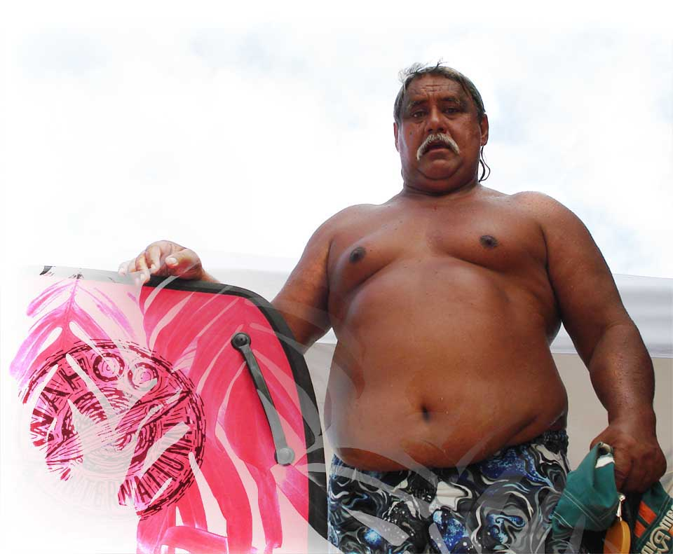Big Hawaiian BullyBoarder Photo