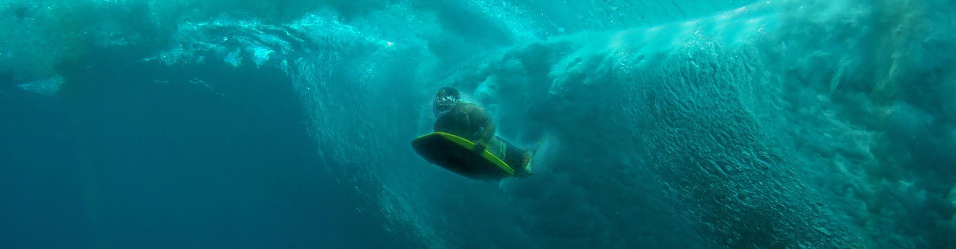 Bully Boarder Duck Dive